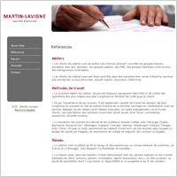 Cabinet Martin LAVIGNE
