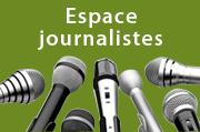 Espace journalistes